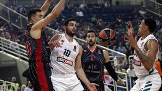L'Olimpia Milano sbanca Atene