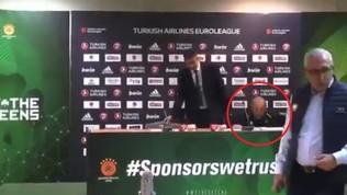 Eurolega, Messina cade all'inizio della conferenza