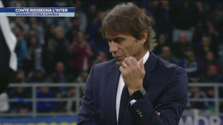 Conte ridisegna l'Inter