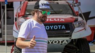 """Alonso: """"Non impossibile il mio ritorno in Formula 1"""""""