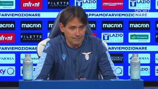 """Lazio, Inzaghi: """"Lotito è un motivatore"""""""