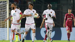 Serie B: il Cittadella sogna, poi crolla e il Cosenza vince 3-1