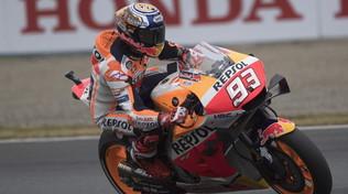 MotoGP Giappone:Marquez sfata anche il tabù Motegi, super Morbidelli2°
