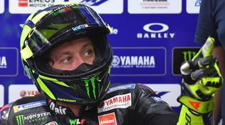 """MotoGP Giappone, Rossi: """"Le condizioni meteo ci aiuteranno"""""""