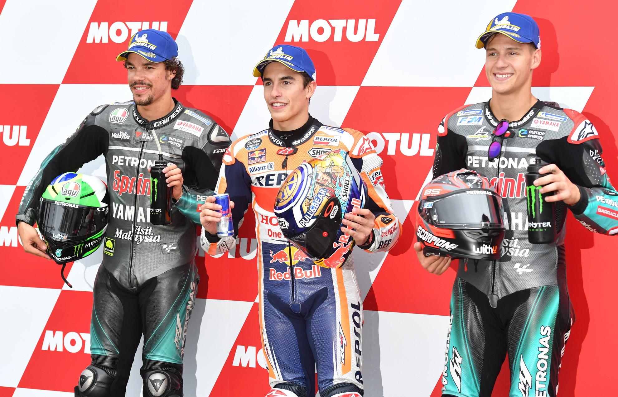 Sfatato il tabù Motegi: lo spagnolo ha conquistato la pole position in tutti i circuiti del Motomondiale
