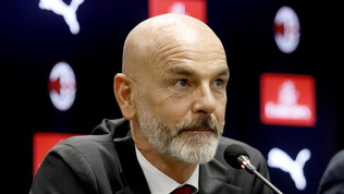 """Milan, Pioli: """"Voglio generosità e attenzione. Ho fiducia in Piatek"""""""