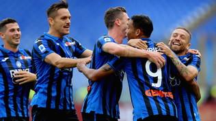 Serie A: Lazio-Atalanta 3-3, Immobile rimonta la Dea