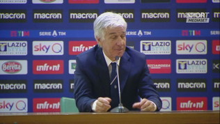 "Gasperini""è una furia: ""Come in coppa Italia"""