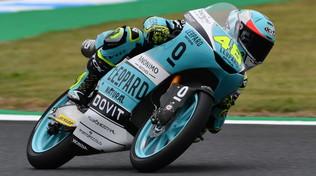 Moto3 Giappone: trionfa Dalla Porta, il titolo è vicino