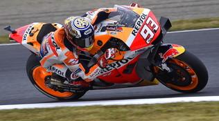 MotoGP Giappone:Marquez cannibale, Dovizioso sul podio