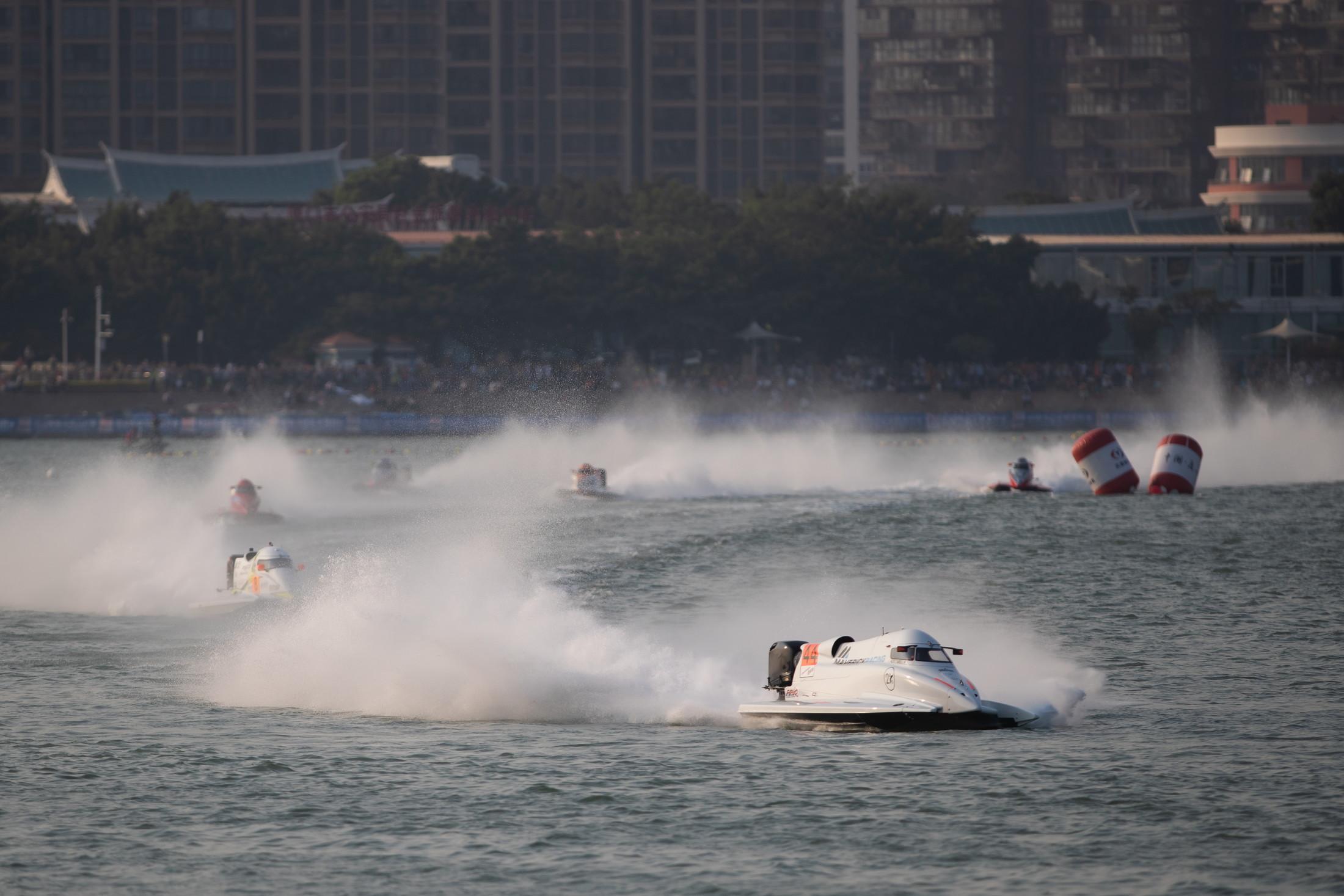 L'azzurro torna sul gradino del podio a Xiamen dopo un periodo difficile.