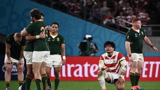 Rugby, Mondiali:Galles e Sudafrica conquistano le semifinali