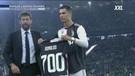 Ronaldo e Buffon fenomeni