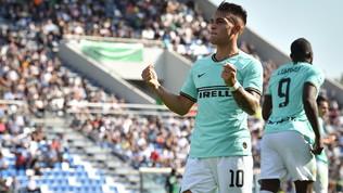 Lautaro dominante, Lazaro... devastante: l'Inter torna improvvisamente pazza