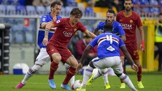 Serie A, Sampdoria-Roma 0-0: le foto del match