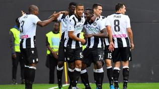 Serie A, Udinese-Torino 1-0: Okaka stende i granata