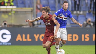 Serie A, Sampdoria-Roma 0-0: Ranieri rallenta i giallorossi