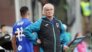"""Sampdoria, Ranieri: """"Sempre commosso? Forse mi sto rincoglionendo"""""""