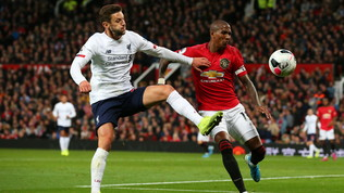 Premier League: il Manchester United frena la corsa del Liverpool, finisce 1-1 a Old Trafford