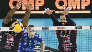 Volley: Civitanova e Modena mostrano i muscoli, Conegliano non sbaglia un colpo