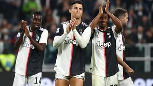 Juventus-Lokomotiv Mosca: Ronaldo a caccia di nuovi record