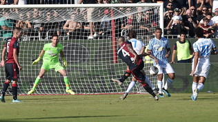 Cagliari, le reazioni social dei calciatori al gran gol di Nainggolan