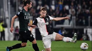 """Juventus-Bologna, Nicchi: """"Quello di De Ligt non è rigore"""""""