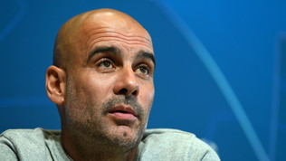"""Manchester City, Guardiola: """"Un piacere vedere giocare l'Atalanta"""""""