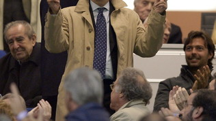 """Moratti: """"Ibrahimovic all'Inter? Io una pazzia magari l'avrei fatta..."""""""