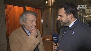 """Moratti: """"Ibra-Inter? Magari io avrei fatto una pazzia..."""""""