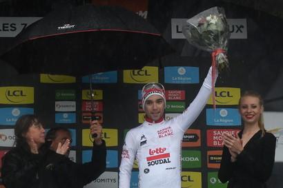 5 agosto: Bjorg Lambrecht, ciclista belga (22 anni)