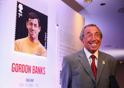 12 febbraio: Gordon Banks, ex portiere di calcio britannico (81 anni)