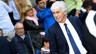 """Atalanta, Gasperini: """"Comunicato della Lazio demenziale"""""""