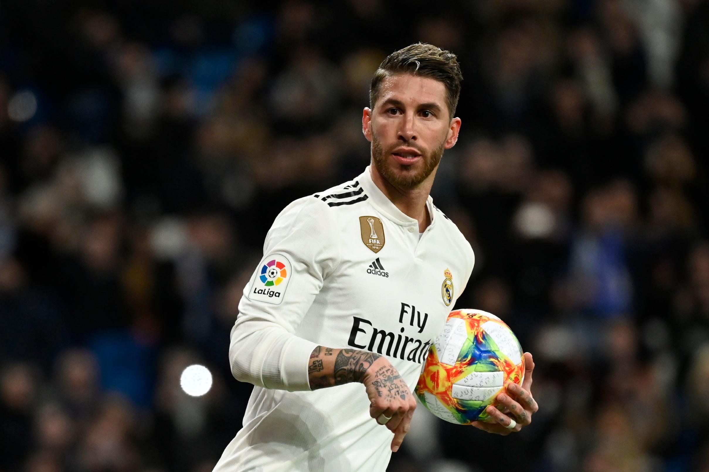 Sergio Ramos (Real Madrid): paga la cattiva stagione dei Blancos, di cui è capitano