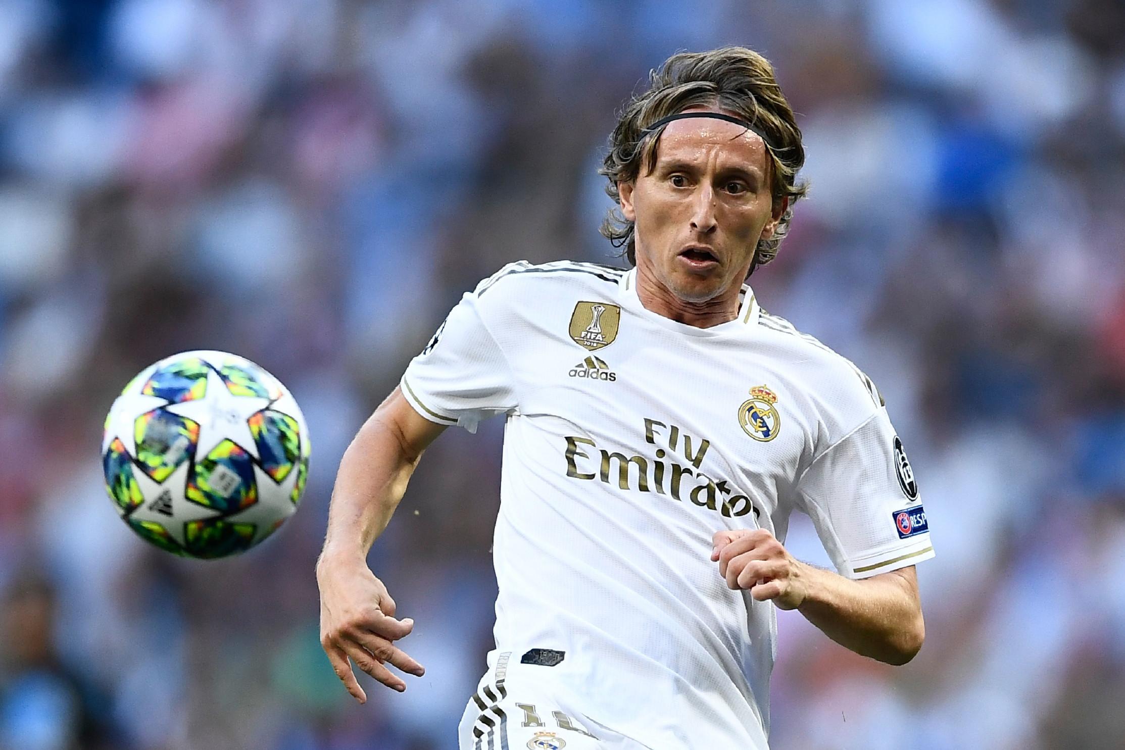 Luka Modric (Real Madrid): detiene un record negativo, è il primo giocatore nella storia del Pallone d'Oro a non essere candidato al premio l'anno dopo averlo vinto