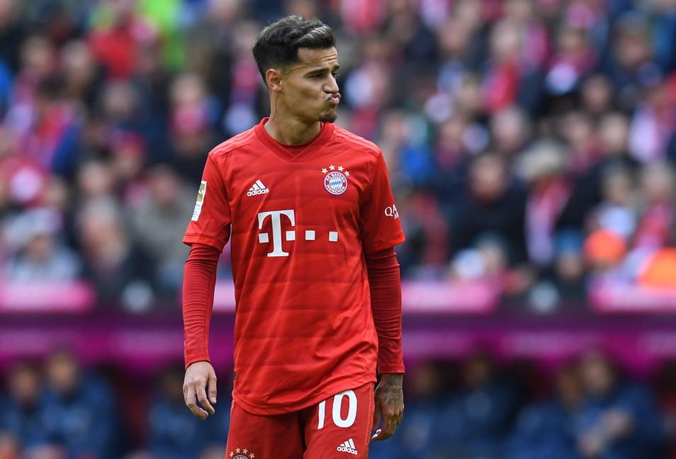 Philippe Coutinho (Bayern Monaco): quasi scaricato dal Barcellona, sta riprendendo condizione fisica in Bundesliga