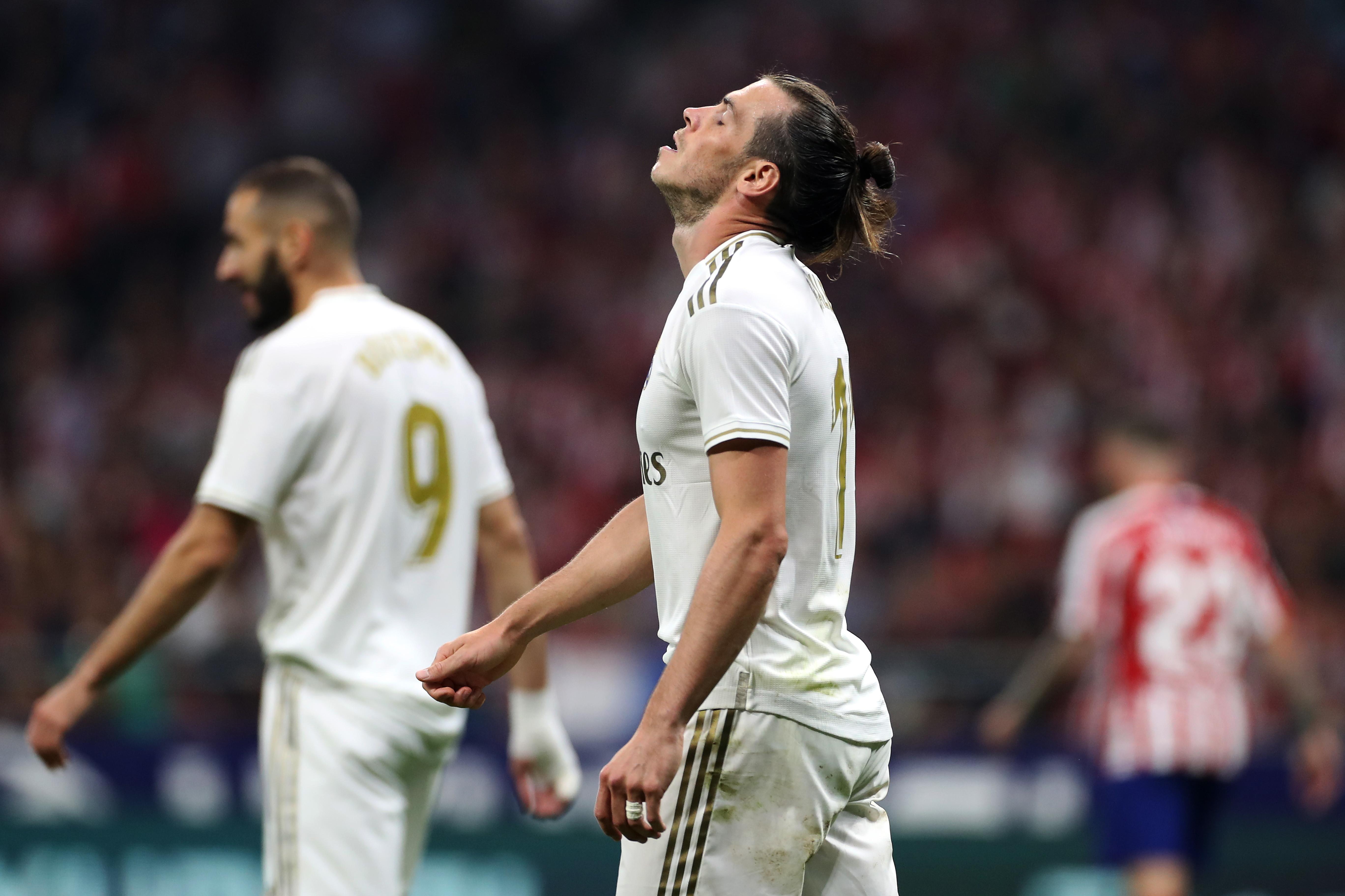 Gareth Bale (Real Madrid): sembrava dovesse lasciare il Real, è rimasto ma paga anche lo scarso feeling con Zidane
