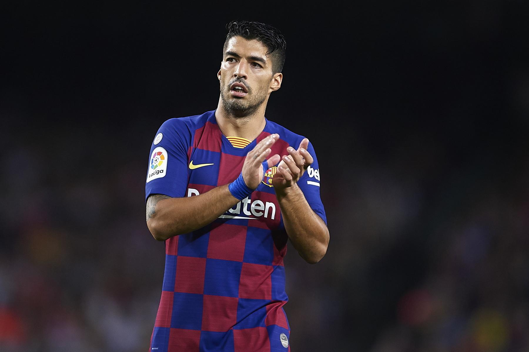 Luis Suarez (Barcellona): il Pistolero si ferma a sei presenze consecutive nei 30 candidati al Pallone d'Oro