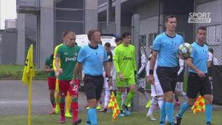 Youth League, Juventus-Lokomotiv Mosca 1-2