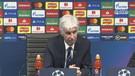 """Gasperini: """"Mi spiace per i primi due gol"""""""