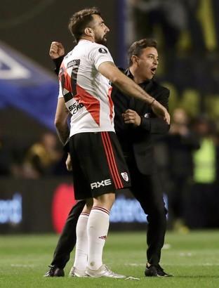 Il Boca Juniors ha vinto 1-0, ma non è riuscito a ribaltare il 2-0 dell'andata: il River Plate è finale di Copa Libertadores.