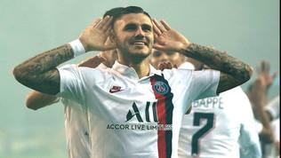 Icardi conquista Parigi: 5 gol in 376 minuti