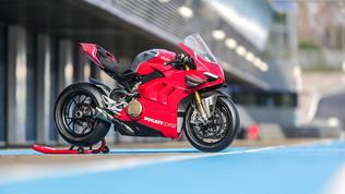 La Ducati Panigale V4 si rinnova per essere più facile e veloce