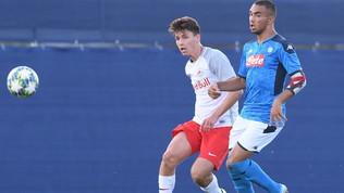 Salisburgo-Napoli 7-2: le foto del match