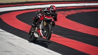 Ducati porta ilV4 sulla Streetfighter
