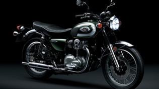 Kawasaki W800, un classico vincente