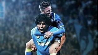 Mertens nella storia del Napoli, agganciato Maradona