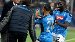 "Napoli, Ancelotti: ""Sapevo l'avrebbe decisa Insigne"""