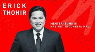 Inter, hai visto Thohir? Ora è un ministro in Indonesia