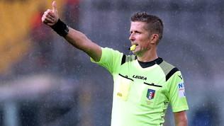 Roma-Milan ad Orsato, Valeri per Lecce-Juventus